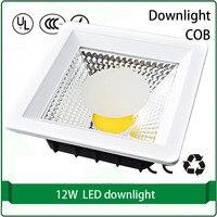 1 Piece 10W Square LED Down Lighting COB Light 10w Cob Led Downlight Led Cob