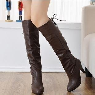 Aliexpress.com : Buy Winter Thigh High Boots /Over The Knee Boots ...