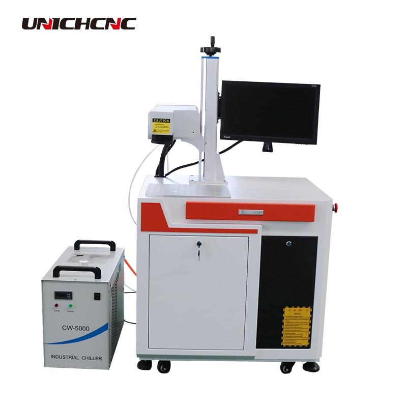 UV Fiber ultraviolet laser marking machine