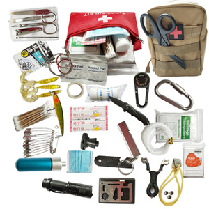 Camping Survival kit Set Outdo