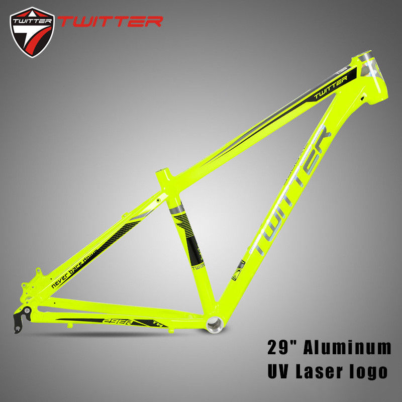 TWITTER 3900XC 29er Mountain Bike Frame 19 Inches Aluminum MTB Bicycle Frameset For Wheel Size 29er Bicycle Frame