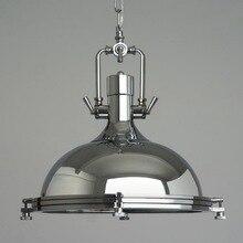 D43CM Vintage Loft Wisiorek Z Kutego Żelaza Retro Edison Bar Dzienny Kuchnia Jadalnia Lampy Wiszące Lampy Przemysłowe