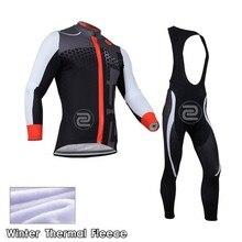 Winter Thermal Fleece Cycling Jerseys Sportswear Ropa Ciclismo/Super Warm Mountain Bike Cycling Clothing Cycle Sports Wear