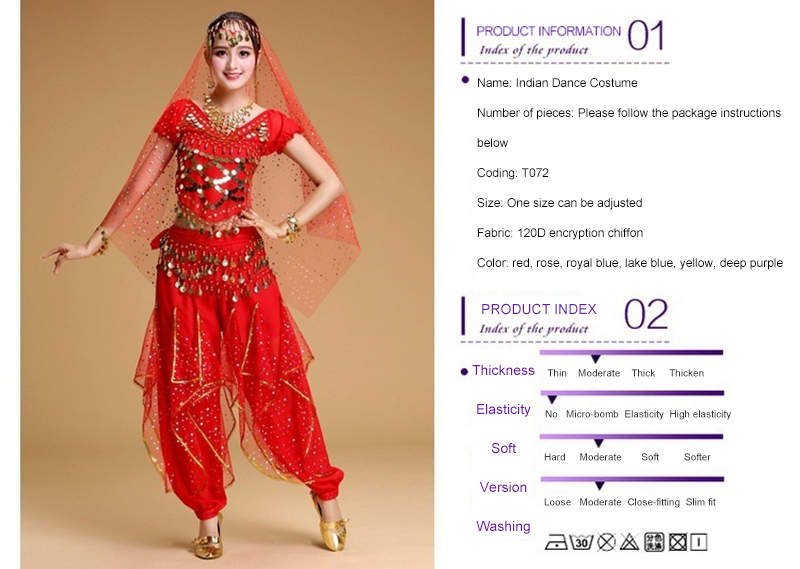 New Belly Dance Clothes Suit Indian Dance Costumes Summer Colorful Point  Pants Stage Performance Training Belly Daneing Clothing