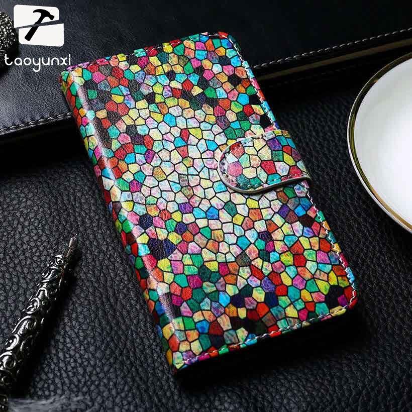 TAOYUNXI Flip Pouzdro pro Huawei Ascend P8 P9 Lite P8 Mini ALE_L21 Ale L21 EVA-L09 EVA-L19 EVA-L19 EVA-L29 G300 Pouzdro na telefon