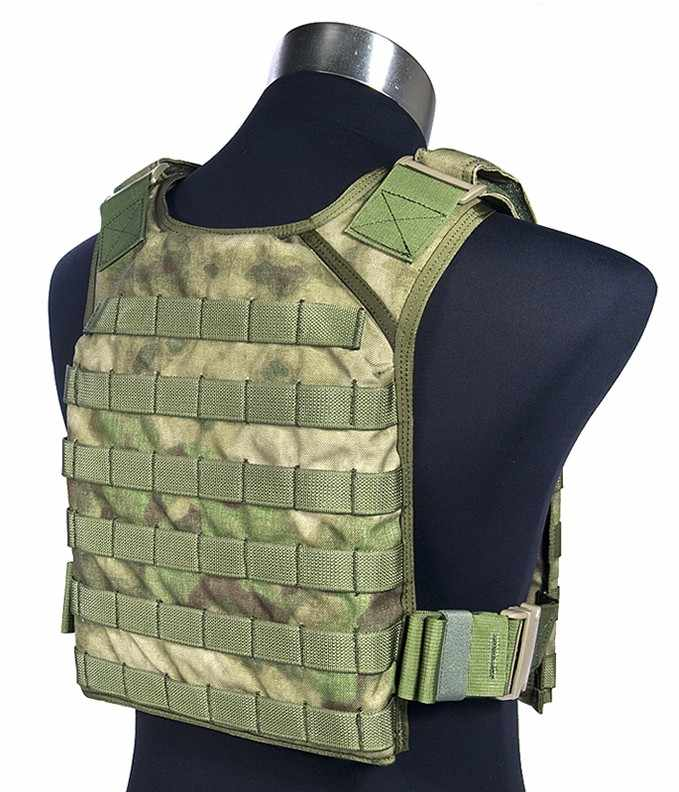 Flyye Fast Attack Tactical Plate Carrier Gen 1 Combat Army Vest Airsoft MultiCam