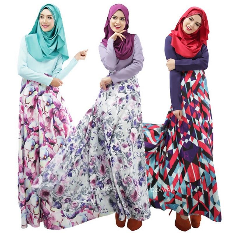 Diligent Muslim Evening Dresses 2019 A-line Long Sleeves Pearls Lace Islamic Dubai Kaftan Saudi Arabic Long Formal Evening Gown Evening Dresses