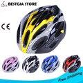 180g Ultralight Imitate Carbon Road Bicycle Helmet Endurance Cycling Bike Safety Sports Helmet Racing Casco Ciclismo 54-62cm