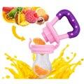Nova Mamilo Crianças Fresh Food Nibbler Feeder Alimentação Ferramenta de Leite Garrafas de Bebê Mamilo Chupeta Teta Alimentador Alimento Seguro