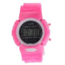 Women Watches Wen reloj hombre Sport High Quality Boys Girls Students Time Clock Electronic Digital LCD