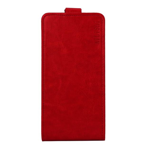 AiLiShi pour Ark avantage M505 étui haut et bas Vertical téléphone Flip PU luxe étui en cuir accessoires de téléphone suivi en Stock