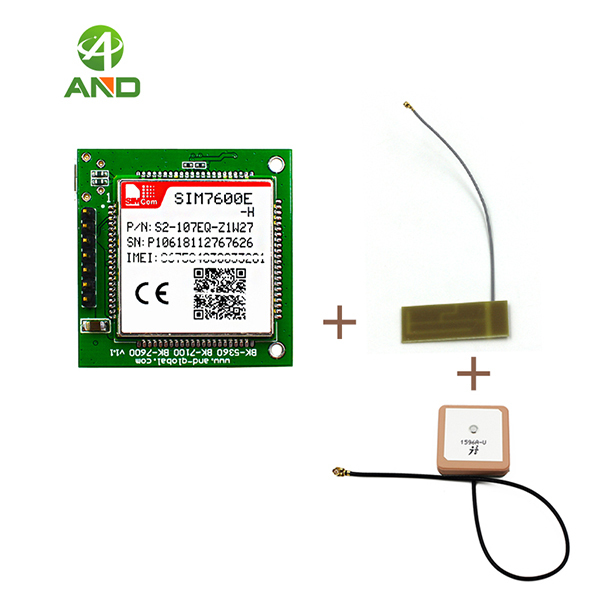LTE CAT4 module board SIM7600E-H,4G LTE cat 4 breakout board,SIM7600E-H  core board 1pc