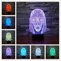 Candeeiros de mesa Para Sala de estar usb Tiffanylampe Abajur Parágrafo Quarto Candeeiro de Mesa de Cristal da lâmpada 3d