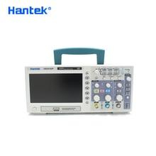 Hantek DSO5102P אוסצילוסקופ USB 2 ערוצים 100Mhz רוחב פס נייד דיגיטלי כף יד Osciloscopio 1GSa/s אמיתי זמן מדגם