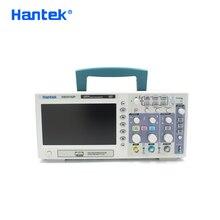 Hantek dso5102p osciloscópio usb 2 canais 100mhz de largura de banda portátil digital handheld osciloscopio 1gsa/s amostra em tempo real