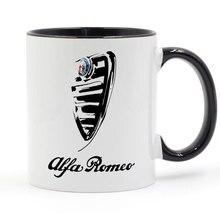 Итальянские национальные сокровища alfa romeo тачки Кружка Кофе Молоко керамическая чашка креативные DIY подарки Домашний декор кружки 11 унций T970