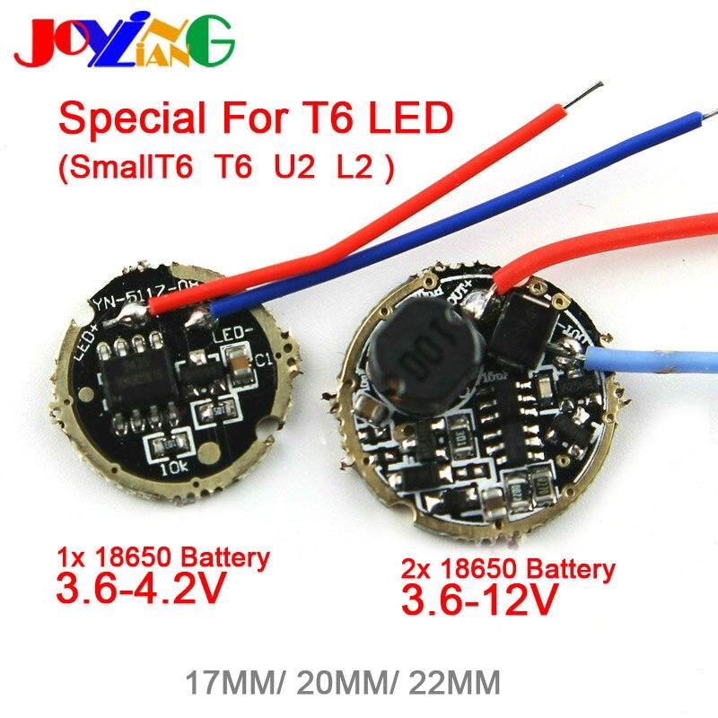 5 Liang Pcb Circuit Poche Contrôle D'entraînement Décalage Plaque Lampe Imprimé L2 Carte T6 W Joying Accessoire 10 Modes U2 De kuPZOiXT
