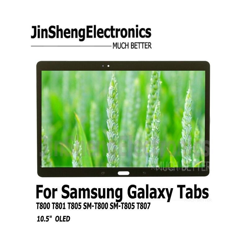 OLED haute résolution pour Samsung GALAXY Tab S T800 T805 SM-T800 SM-T805 10.5
