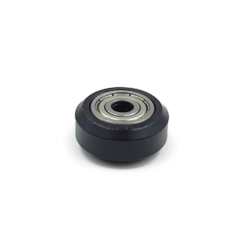 3d printer pulley openbuilds plastic pulley passive wheel driven wheel perlin idler wheel 1pcs