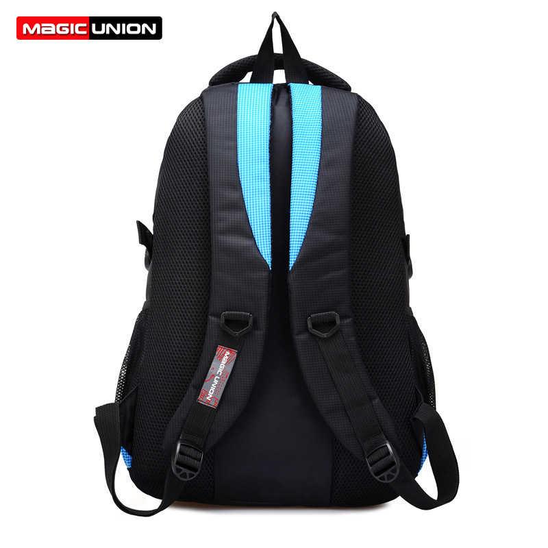 MAGIC UNION Детская сумка повседневное школьные рюкзаки для девочек обувь для мальчиков бренд высокое качество печати рюкзак школьные ранцы mochila infantil