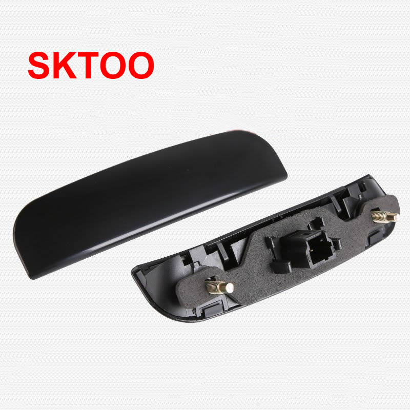 Black Tailgate Boot Micro Switch Rear Trunk Door Grab Handle Switch For Citroen C3 C4 C3 for Peugeot 206 307 308 407 6554V5