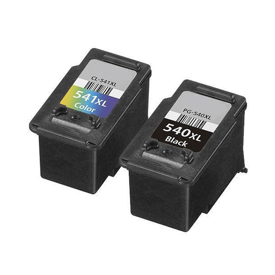 2PK For Canon PG-540 CL-541 Ink Cartridges PG 540 CL 541 For canon PIXMA mg3250 MG3255 MG3550 MG4100 mg4150 MG4200 mg4250
