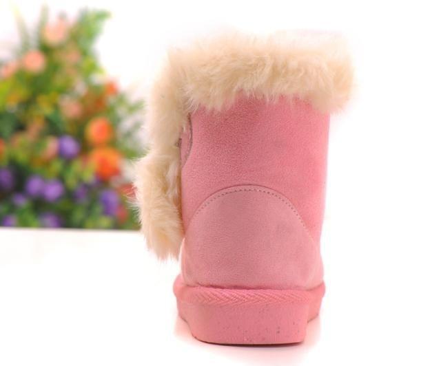 Clever Ienens Winter Kinder Mädchen Schuh Kleinkind Junge Kind Kind Baby Jungen Mädchen Warme Schuhe Schnee Stiefel Boot Mutter & Kinder Babyschuhe