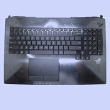 New US standard Laptop palmrest Keyboard for ASUS G750 G750JH G750JM G750JS G750JW G750JX G750JZ with backlight сандалии vitacci vitacci mp002xb005ny
