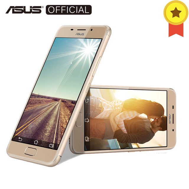 Asus Zenfone Pegasus 3s max ZC521TL Front Touch ID Android 7 0 MTK6750 Octa  Core 3GB RAM 64GB ROM 5 2 Inch 5000mAh Smartphone-in Mobile Phones from