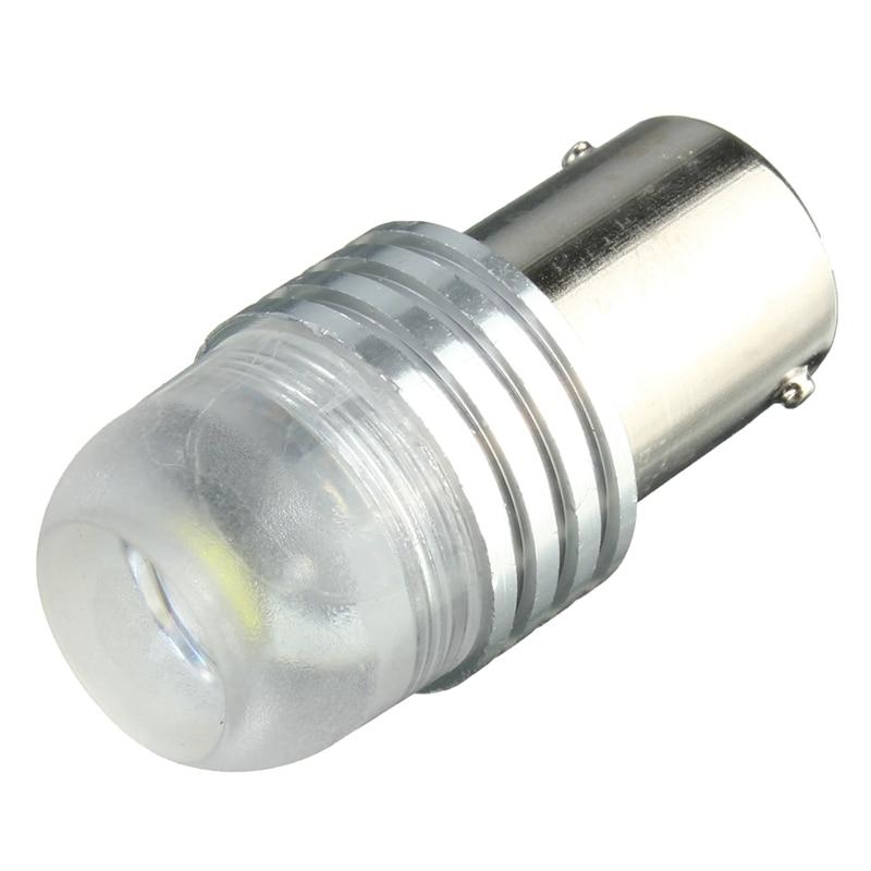 2pcslot 1156 P21W BA15S Car Light Bulb Bright White DC12V LED Car Auto Light Source Turn Reverse Parking Lamp Bulb