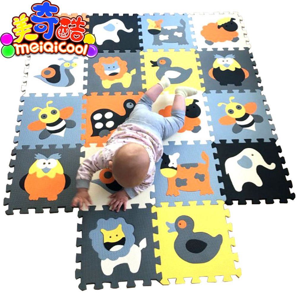 Gym Mats Non Toxic: Aliexpress.com : Buy MEIQICOOL Educational Baby Play Mat