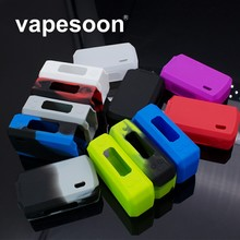 10pcs VapeSoon Newest Protective Silicone Case For Tarot Nano 80W Box Mod Retail Package