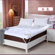 Colchón acolchado de plumón de fibra blanco nuevo con correas muebles para el hogar/Hotel de cinco estrellas