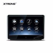 XTRONS Monitor de 1 11.6 polegada TFT Digital de ALTA DEFINIÇÃO IPS de Toque 1080 P Encosto de Cabeça Do Carro DVD Player de vídeo HDMI Port FM-TX JOGO USB + 1 Fone De Ouvido