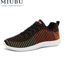 MIUBU Outdoor Breathable Men Casual Shoes Sneakers Fashion Trainers Tenis Zapatillas Deportivas Hombre