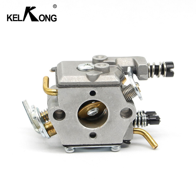 KELKONG New Carburetor Fits Husqvarna WT 964 For Genuine For Walbro OEM Replace 577133001 Wholesale Chainsaw Parts Fuel Supply