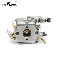 KELKONG carburador compatible con Husqvarna WT 964 genuino para Walbro OEM, reemplazo de 577133001, piezas de motosierra al por mayor, suministro de combustible