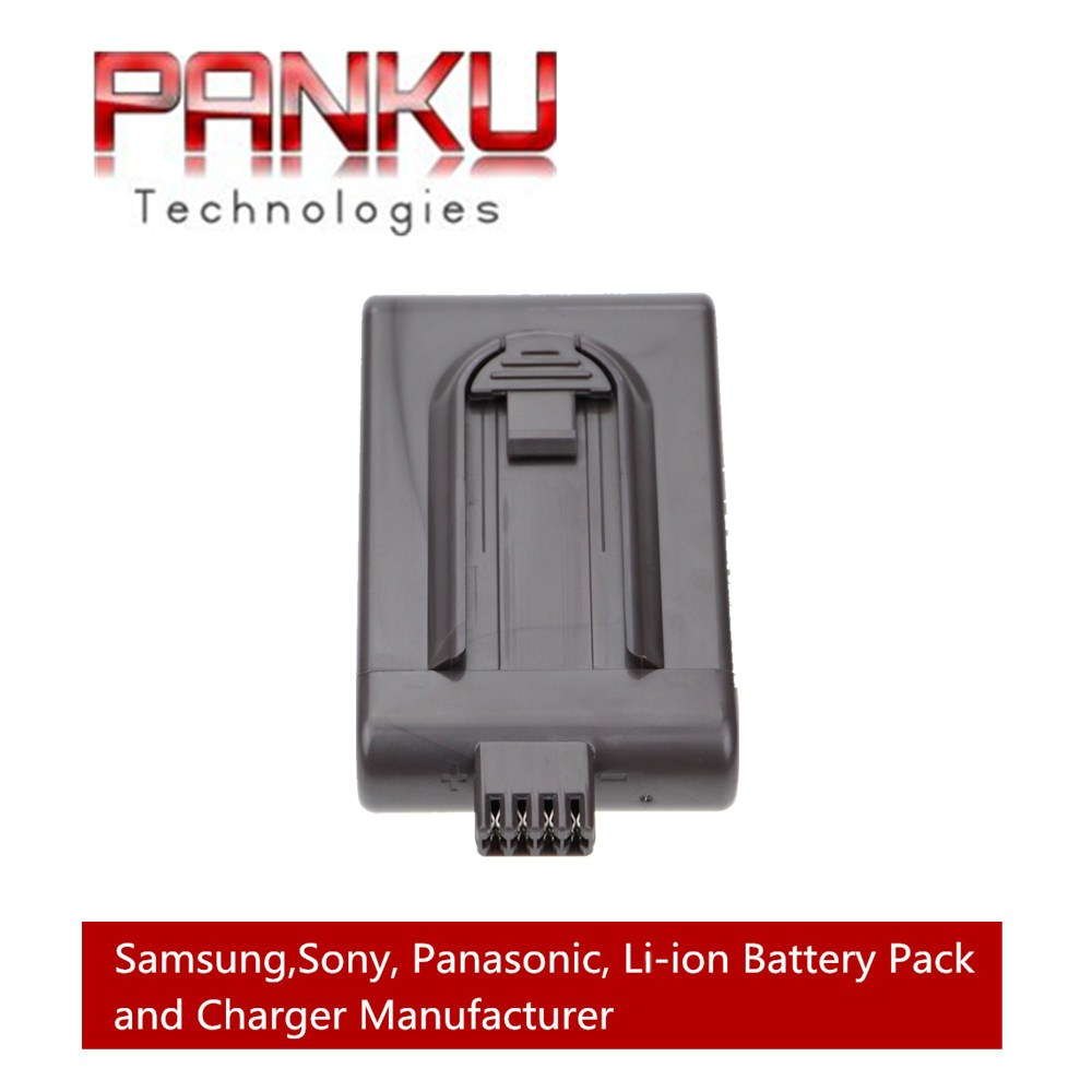 Conjunto de Bateria panku para dyson dc16 2200 Capacidade Nominal : 2200mah
