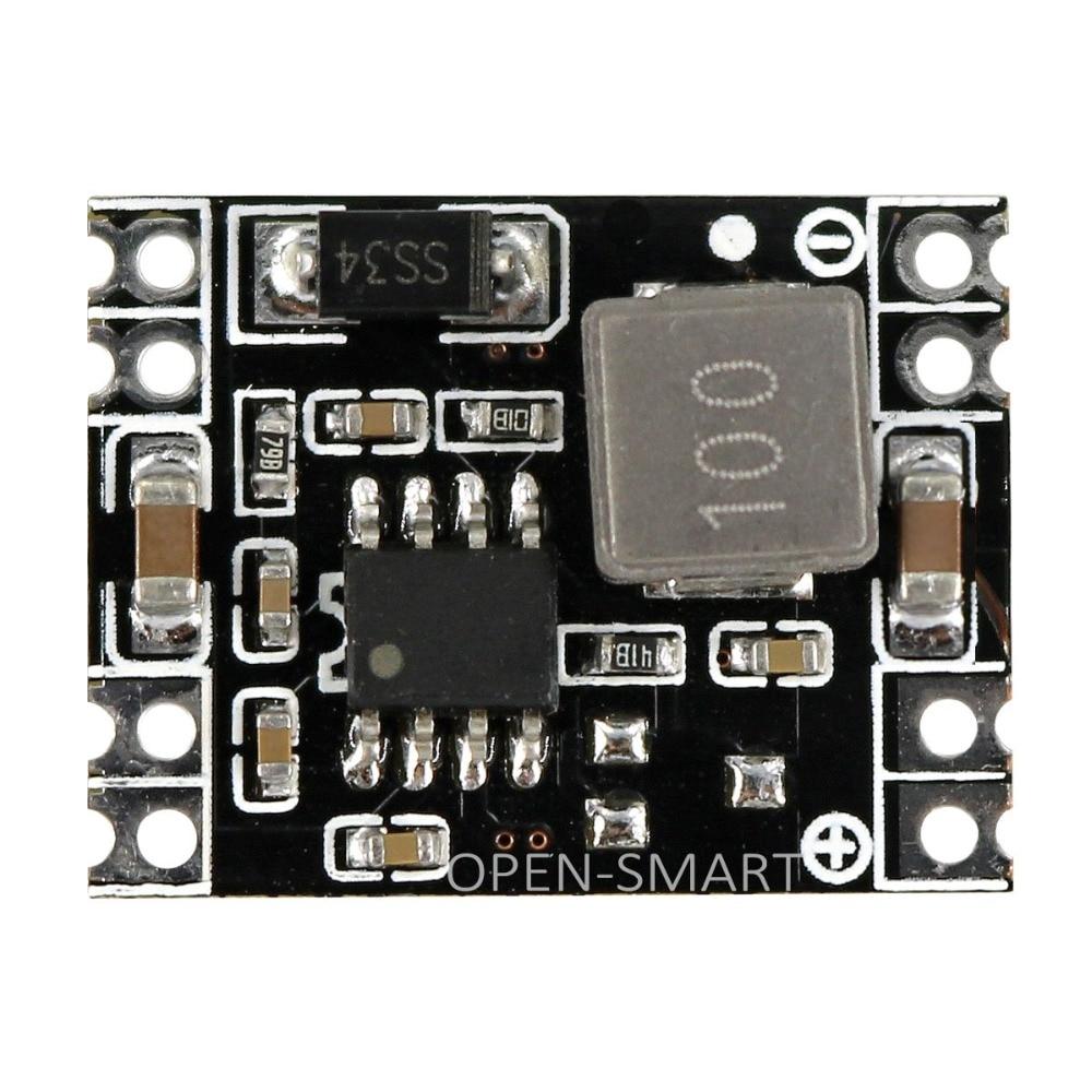 SMD DC 4.1~26V To 3.3V MP1584 DC-DC Buck Converter Power Supply Module Mini Step-down Regulator Module For Smart Car / Airplane