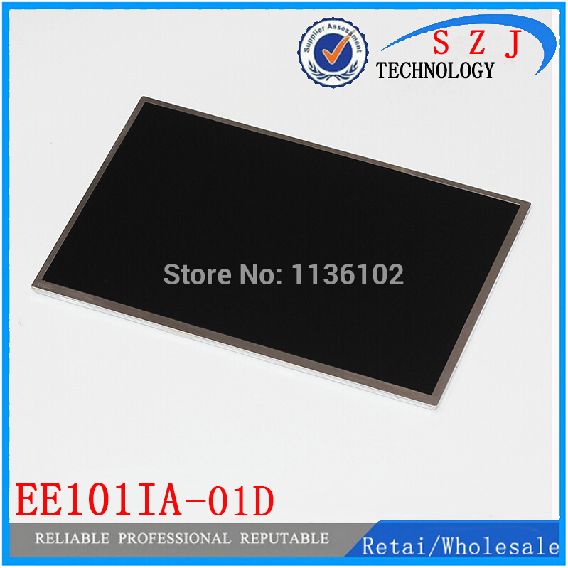 Original 10.1 inch LCD screen 32001431-13 EE101IA-01D for tablet pc LCD display 1280*800 free shipping