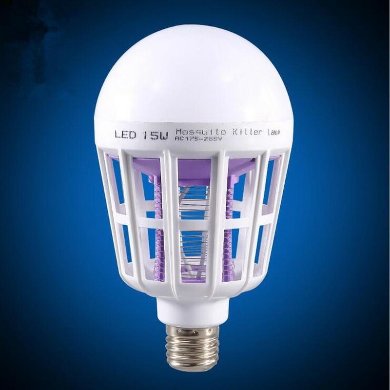 LED Mosquito Repellent Killer Bug Zapper Anti-mosquito Lights