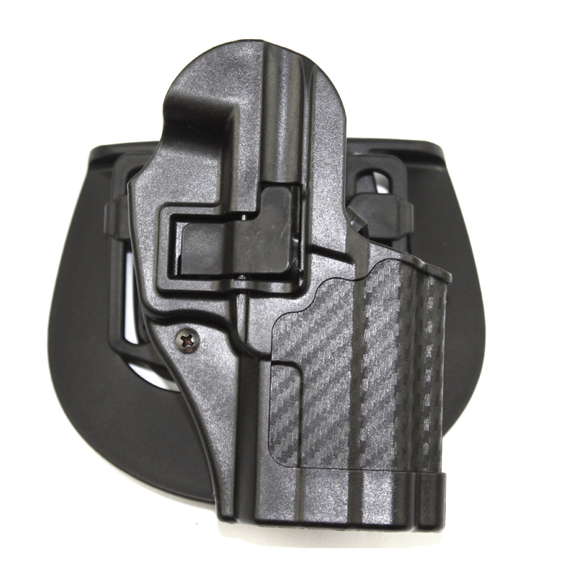 Tactical  CQC Gun Holster  Right  Hand For SIG Pro 2022 Black Free Shipping