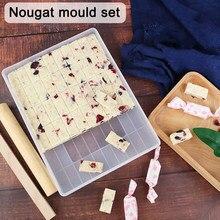 DIY конфеты делая формы прозрачный сахар делая набор конфеты из нуги ручной работы инструмент MYDING