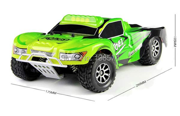 Wltoys A969 Rc Car 1/18 2.4Gh 4WD Short Course Truck wltoys a969 rc car 1 18 2 4gh 4wd short course truck