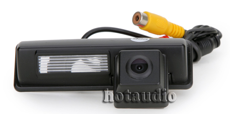 CCD Car Rear View Camera for Toyota Camry Reverse Backup Review Reversing Parking kit Monitor Sensor Waterproof Free Shipping image