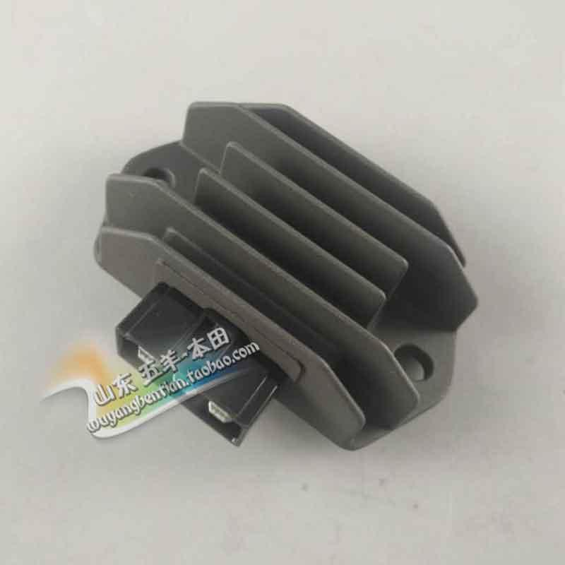 Véritable redresseur de régulateur de tension de Scooter de moto pour HONDA VISION 50/110 NSC50/110 CRF 450 pièces d'origine - 2