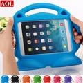 Cartoon Children Kids Friendly Safe Soft EVA Foam Handle Cover Case for iPad 2 3 4 Thomas Portable Stand Cover
