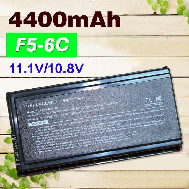 6cells battery For Asus a32 f5 a32-f5 a32 f5c F5 F5C F5GL F5M F5N F5R F5RI F5SL F5Sr F5V F5VI F5Z X50 X50C X50M X50N X50R