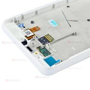 """Image 4 - Per Lenovo ZUK Z2 Più Il Display Touch Screen Digitizer Z2 Più A CRISTALLI LIQUIDI Per 5.0 """"Lenovo ZUK Z2 LCD Con telaio di Ricambio Shippin Libero"""