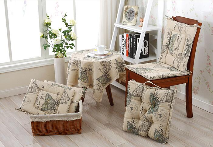 home small fluid dining chair pad four seasons chair cushion thickening computer chair seat mat tatami